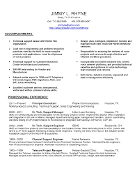 Best Tech Resume by Download Field Support Engineer Sample Resume