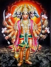 hindu l panchmukhi hanuman ji