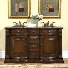 60 Inch Bath Vanity Bathroom The Shop Vanities Vanity Cabinets At Home Depot Within 60