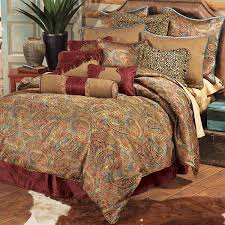 western bedding full size san angelo comforter set lone star