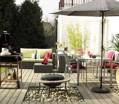 three outdoor decor ideas