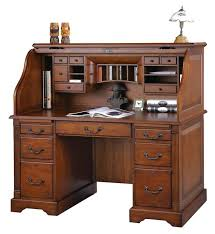 i love roll top desks especially in dark wood like this too bad they