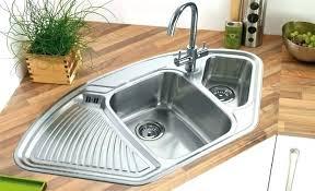 Elkay Undermount Kitchen Sinks Undermount Corner Kitchen Sink Or Corner Kitchen Sink S Corner