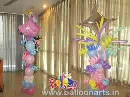 Home Balloon Decoration Birthday Party Balloon Decoration Ahmedabad Gujarat