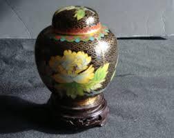 Ginger Jar Vase Mini Ginger Jar Etsy