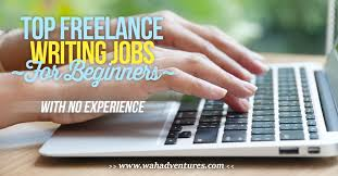 Sample Freelance Writer Resume by 28 Freelance Writing Jobs For Beginners With No Experience