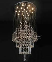 lustre de chambre pas cher entrepôt ue lustre luxe le suspendue cristal pour salon hôtel