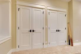 New Closet Doors Basement Closet Doors New Custom Homes Globex Developments