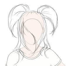 create big gravity defying anime styled hair in adobe photoshop