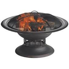 Pleasant Hearth Fire Pit - pleasant hearth athena 28 in urn style steel fire pit ofw316ra