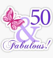 birthday stickers 50th birthday stickers redbubble