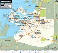 map of abu dabi abu dhabi map city map of abu dhabi capital of uae