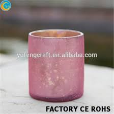 light pink votive candle holders customized lattice pink votive cups tall candle holders for