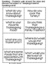 thanksgiving reading comprehension and many more activities for esl