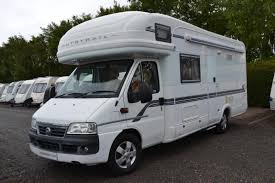 Drive Away Awnings For Coachbuilt Motorhomes Bessacarr E705 Coachbuilt Motorhome For Sale Rear Bathroom 4 Berth