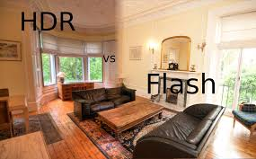hdr vs flash photography property photos large room youtube