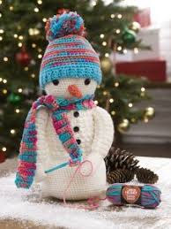 60 amazing free crochet ornaments to make