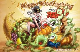 happy thanksgiving 2013 by artistabe on deviantart