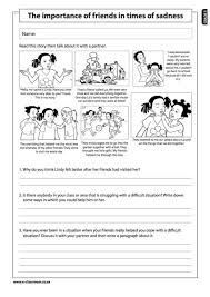 free printable coping skills worksheets free worksheets library
