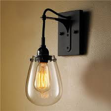 Unique Wall Sconces Battery Wall Sconce For Home Earthgrow