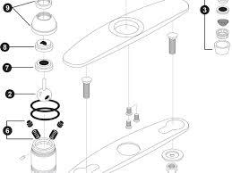 kitchen faucet parts diagram sink u0026 faucet great bathroom sink faucet parts diagram remodel