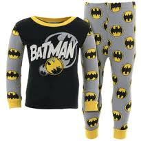 batman pajamas for boys