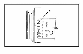 mercruiser engine timing procedures perfprotech com