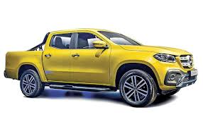 mercedes pickup truck mercedes pickup aims to mimic suvs u0027 success