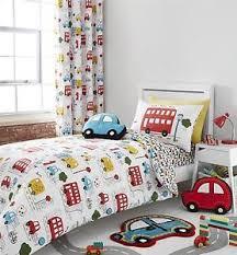 Junior Cot Bed Duvet Set Transport Duvet Cover Set Bright Kids Junior Single Cot Bed