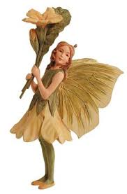 cicely barker poppy flower ornament fairie gardens to