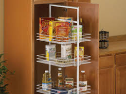 metal pantry shelving roll out pantry storage roll out pantry