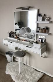 Small Vanity Table Ikea Best 25 Ikea Makeup Vanity Ideas On Pinterest Vanities Ikea