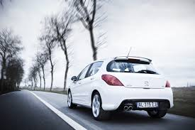 peugeot 308 gti white white peugeot 308 gti sport car photography im 3999 wallpaper