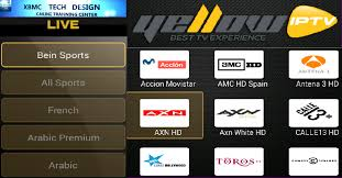 for android apk free yellowlivetv apk free live update pro iptv apk