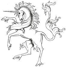 unicorns drawings