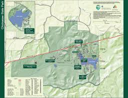 Map Of Florida State Parks by Chickasaw State Park U2014 Tennessee State Parks
