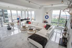 living room living room marble marble floor and marble tile decor as an accent in the interior
