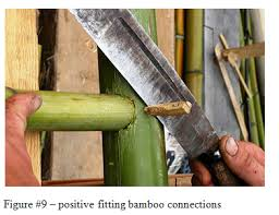 Chinese Wood Joints Pdf by Bamboo 7 Types Of Joints