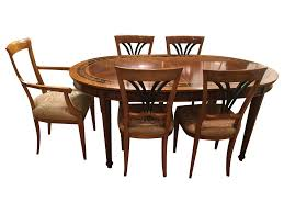 baker dining set chairish
