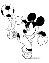 mickey mouse coloring pages 3 disney coloring book