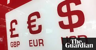 meaning of bureau de change travellers hit by abominable exchange rates at uk airports