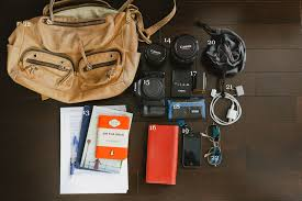 How To Travel Light How To Pack Light For Any Length Of Travel As A Photographer