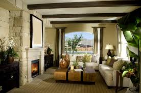 Living Room Ceiling Beams 42 Living Rooms With Exposed Ceiling Beams Home Designs
