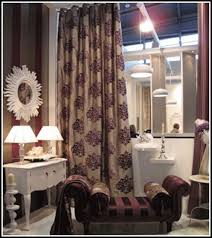 Chocolate Brown Shower Curtain Purple And Brown Shower Curtains Download Page U2013 Home Design Ideas