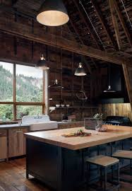 Pacific Northwest Design Barn Transformed Becomes Gorgeous Rustic Home In Pacific Northwest