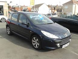 used peugeot 307 cars for sale in preston lancashire motors co uk