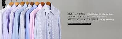 high quality bespoke men dress shirts