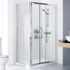 Lakes Shower Door 1100x900 Shower Enclosure Slider Door Tray Left Handed Lakes