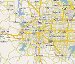 fort worth map fort worth estate mls search homes in tarrant county