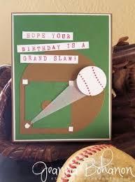tgifc51 baseball birthday card bohanon card